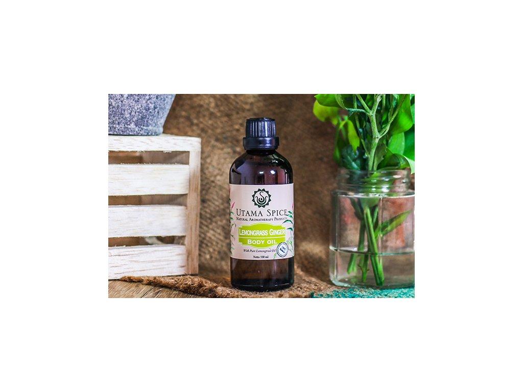 body oil lemongrass 100ml 1