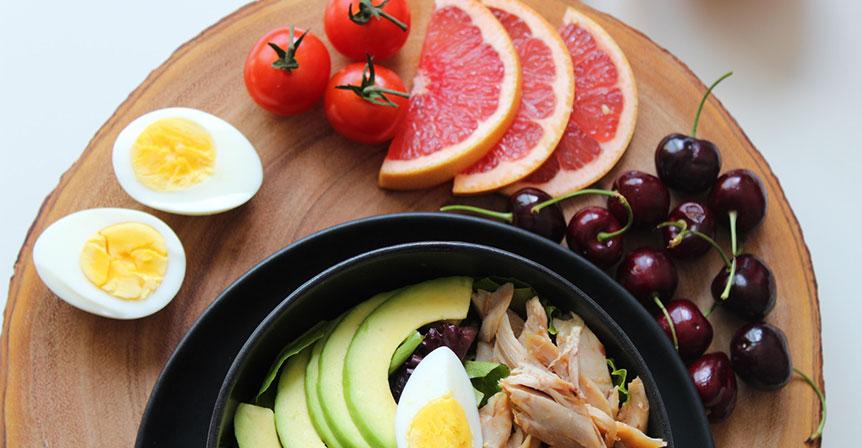 Aminokyseliny ve stravě