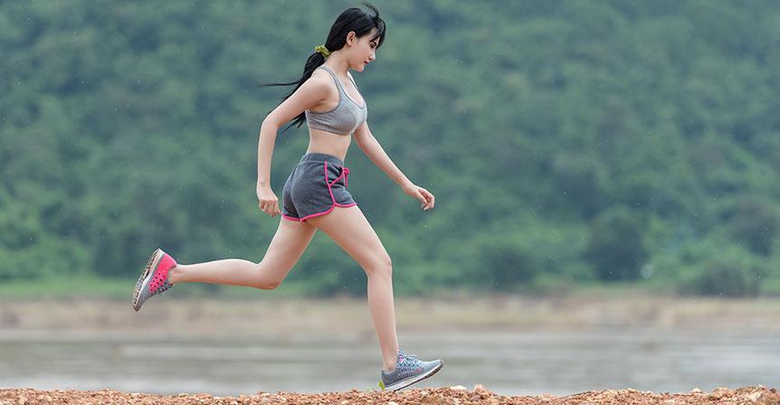 K čemu je dobrý běh?