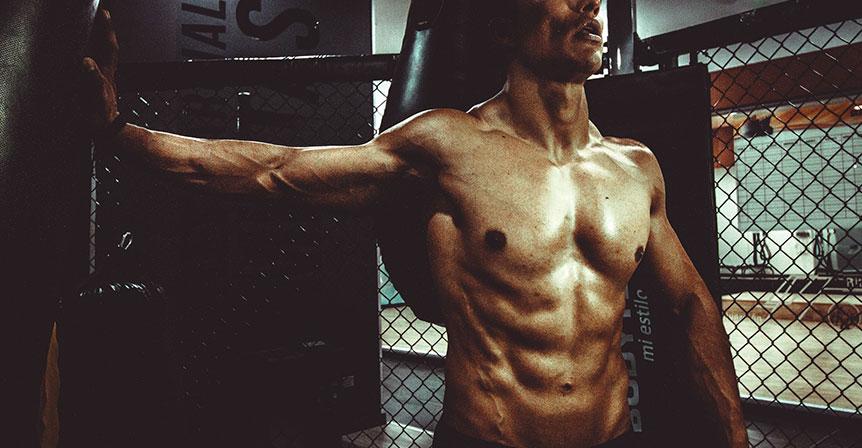 Cviky na břišní svaly