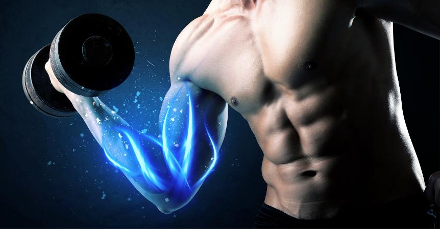 Vitamíny pro regeneraci svalů