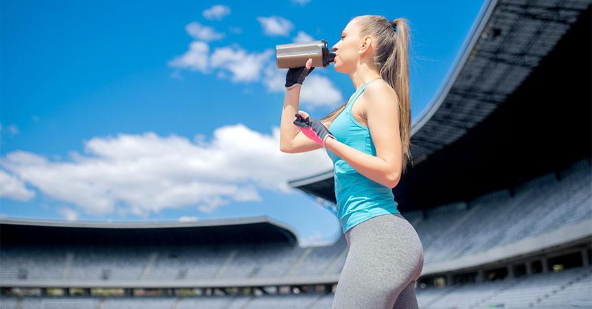 Proč pít protein?