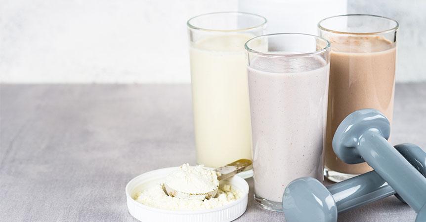 Na co je proteinový nápoj?