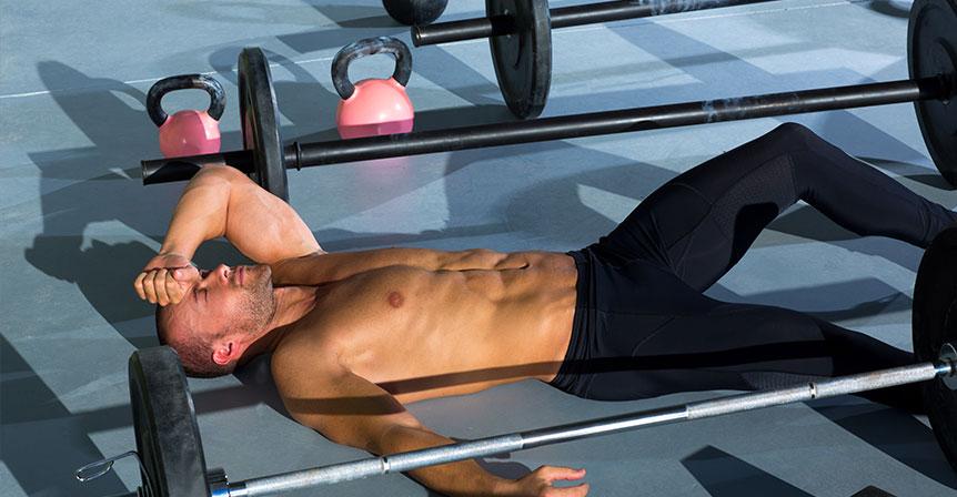 Jak regenerovat svaly?