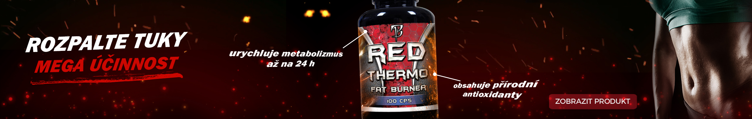 RED Thermo BODYFLEX Nutrition
