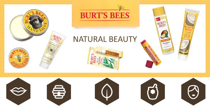 Burt´s Bees kosmetika