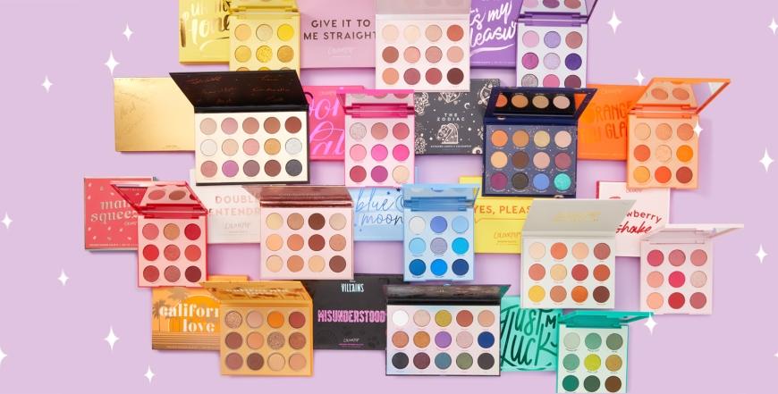 Colourpop kosmetika
