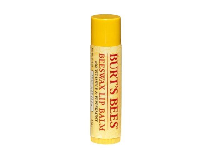 Burt's Bees Lip Balm Beeswax 0.15 oz.
