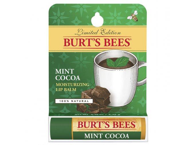 Burt's Bees Lip Balm Mint Chocolate Chip