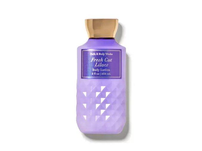 fresh cut lilacs