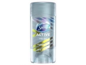 Secret Active Clear Gel Antiperspirant and Deodorant Fresh Scent