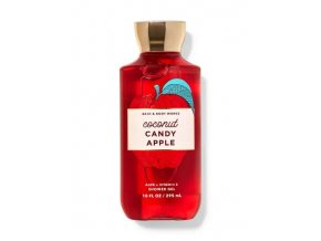 Coconut Candy Apple