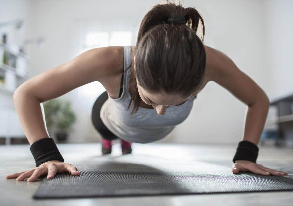 Cvičenie svlastnou váhou