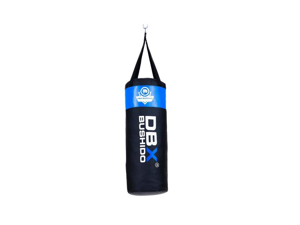 Boxovacie vrece DBX BUSHIDO 80cm / 30cm 15-20kg pre deti, modrý