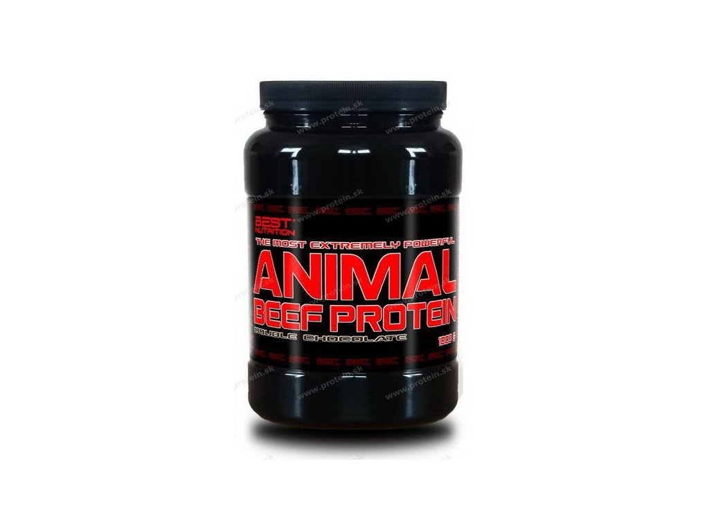 Animal BEEF Protein od Best Nutrition