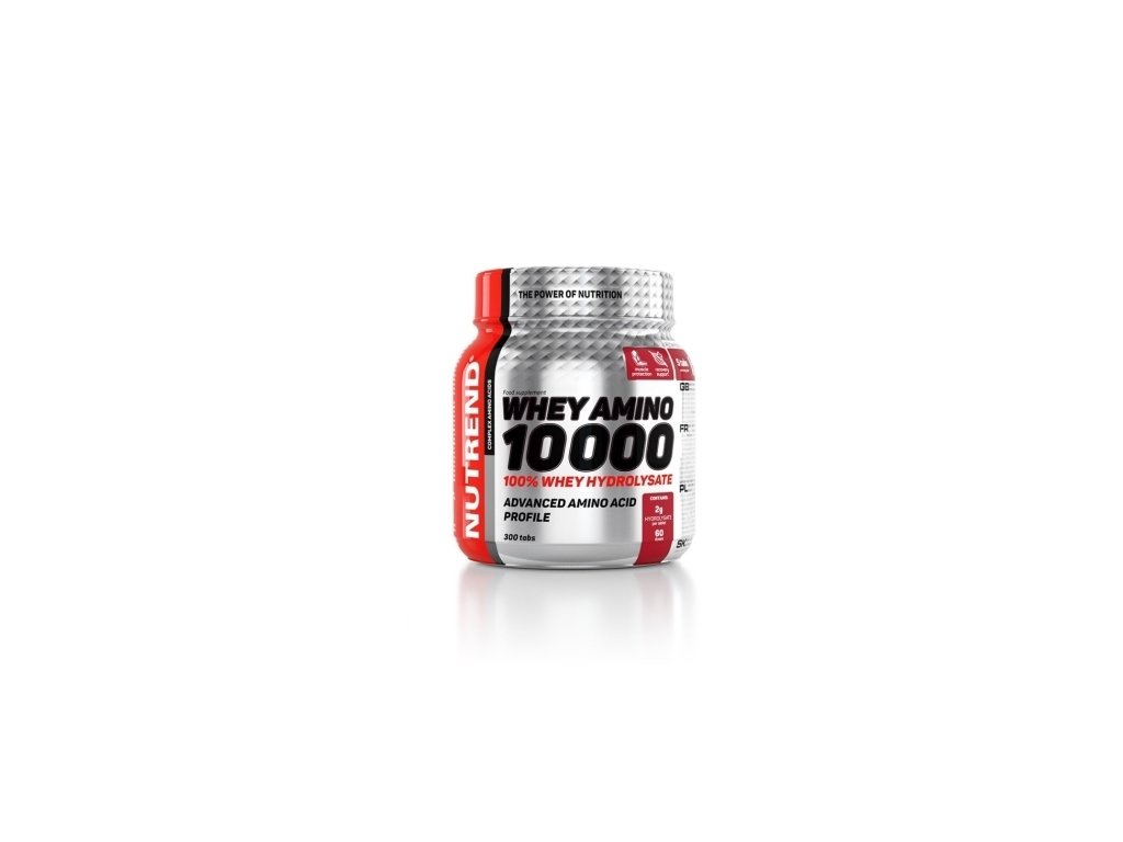 whey amino 10 000 300tabs