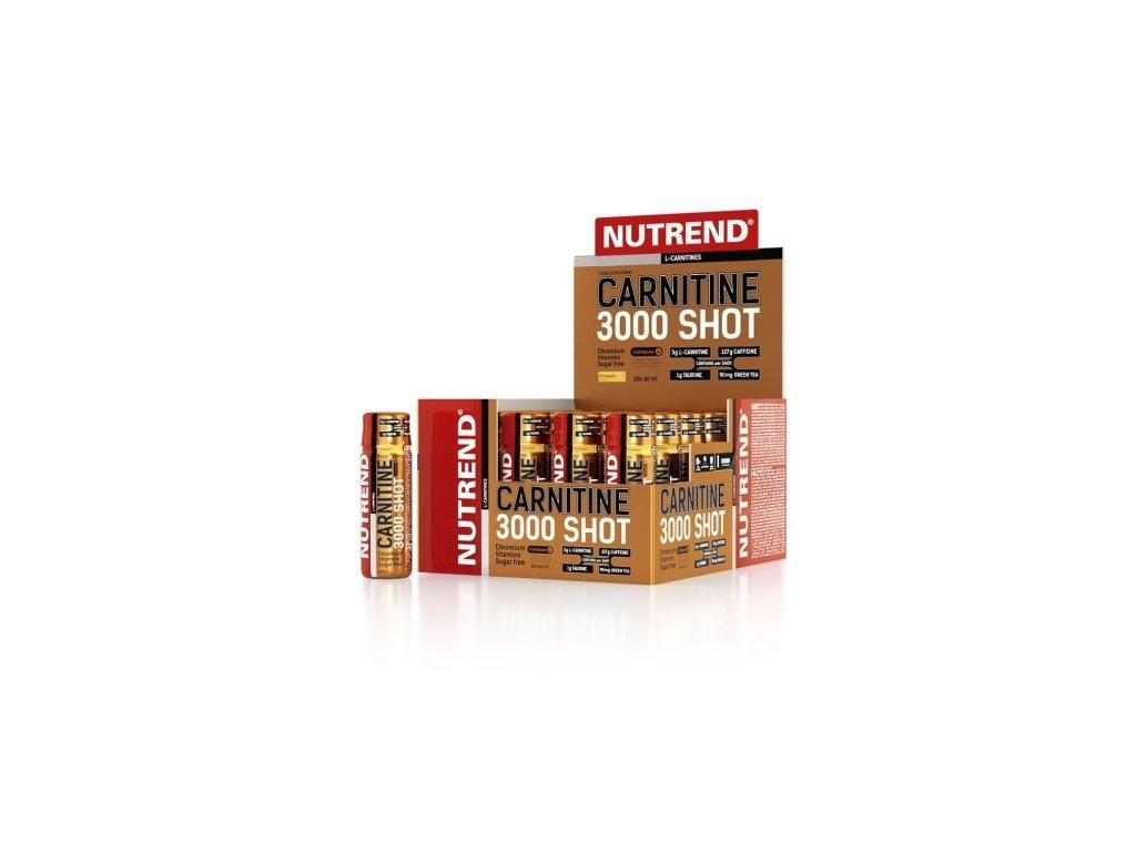 carnitine 3000 shot per