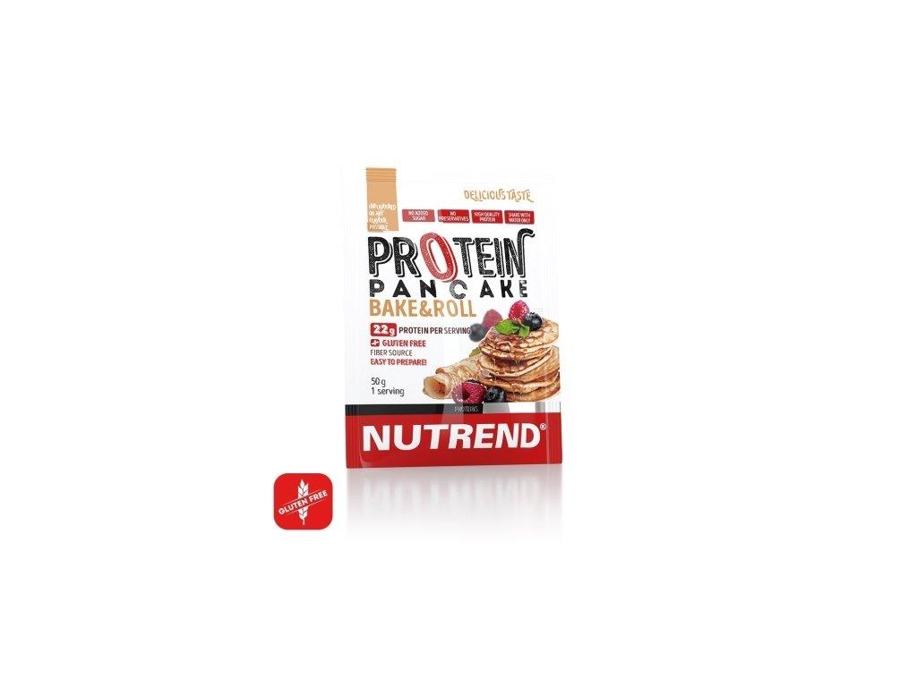 pancake protein 50g logo