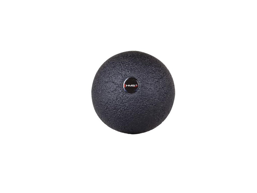 Masážní míč HMS BLM01 6 cm - Lacrosse Ball