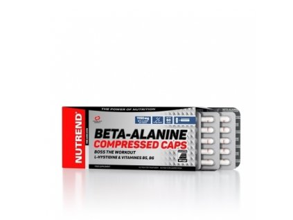 beta alanine comresed caps