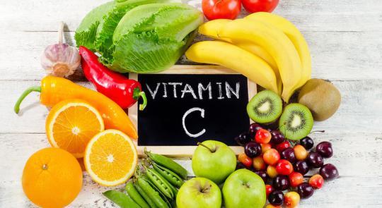 Vitamín C - pro správnou funkci všech buněk lidského těla