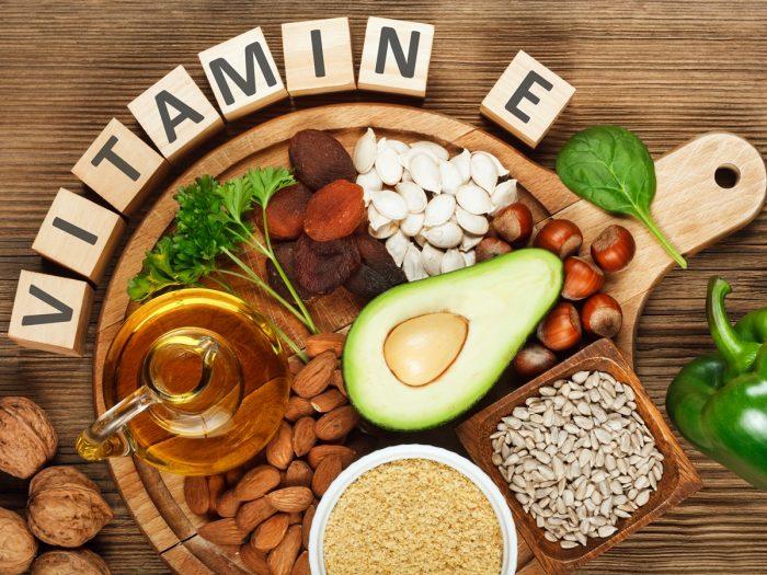 Vitamín E - důležitý antioxidant