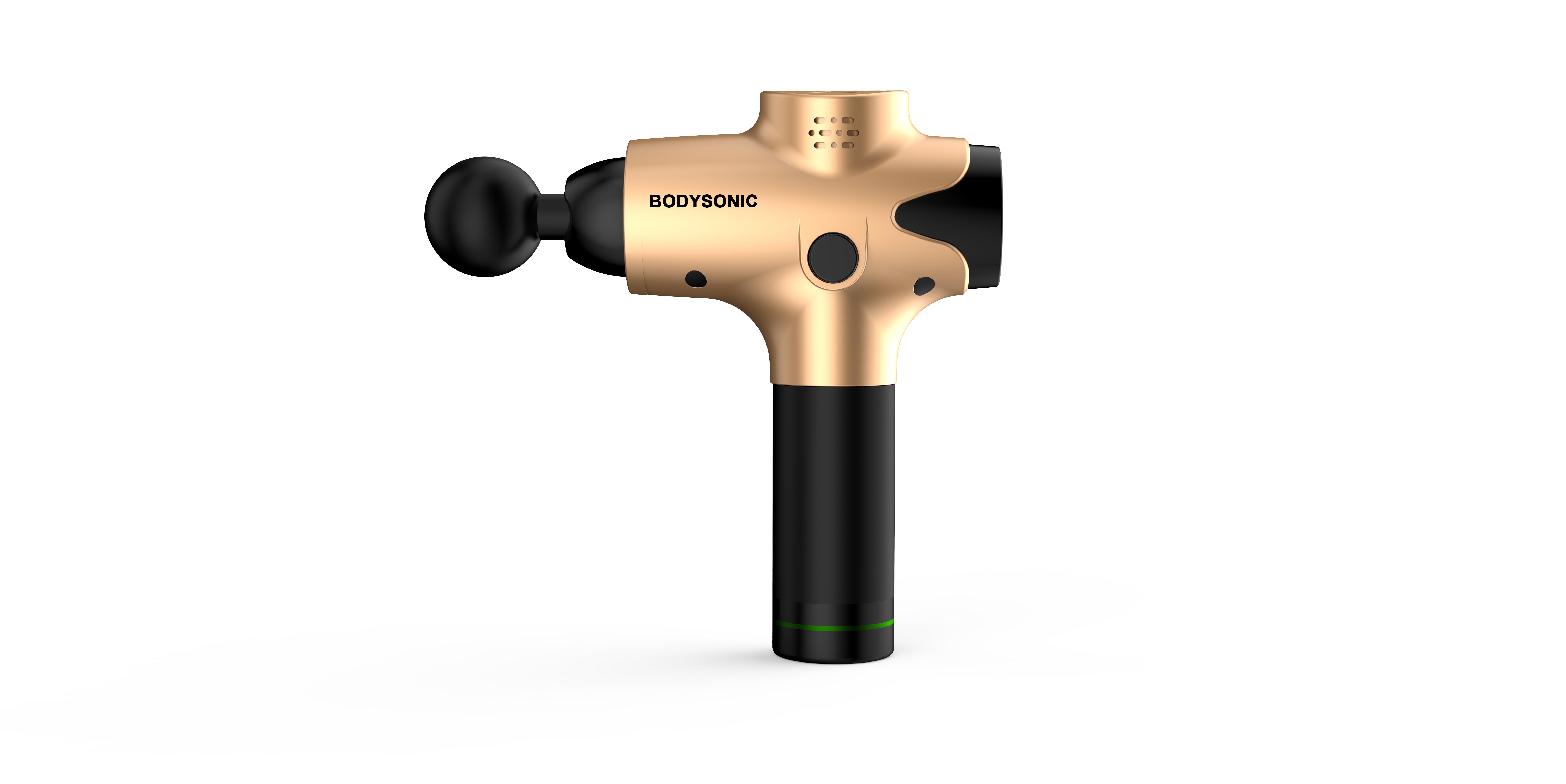 Masážní pistole Bodysonic: Pomocník pro rehabilitaci i regeneraci