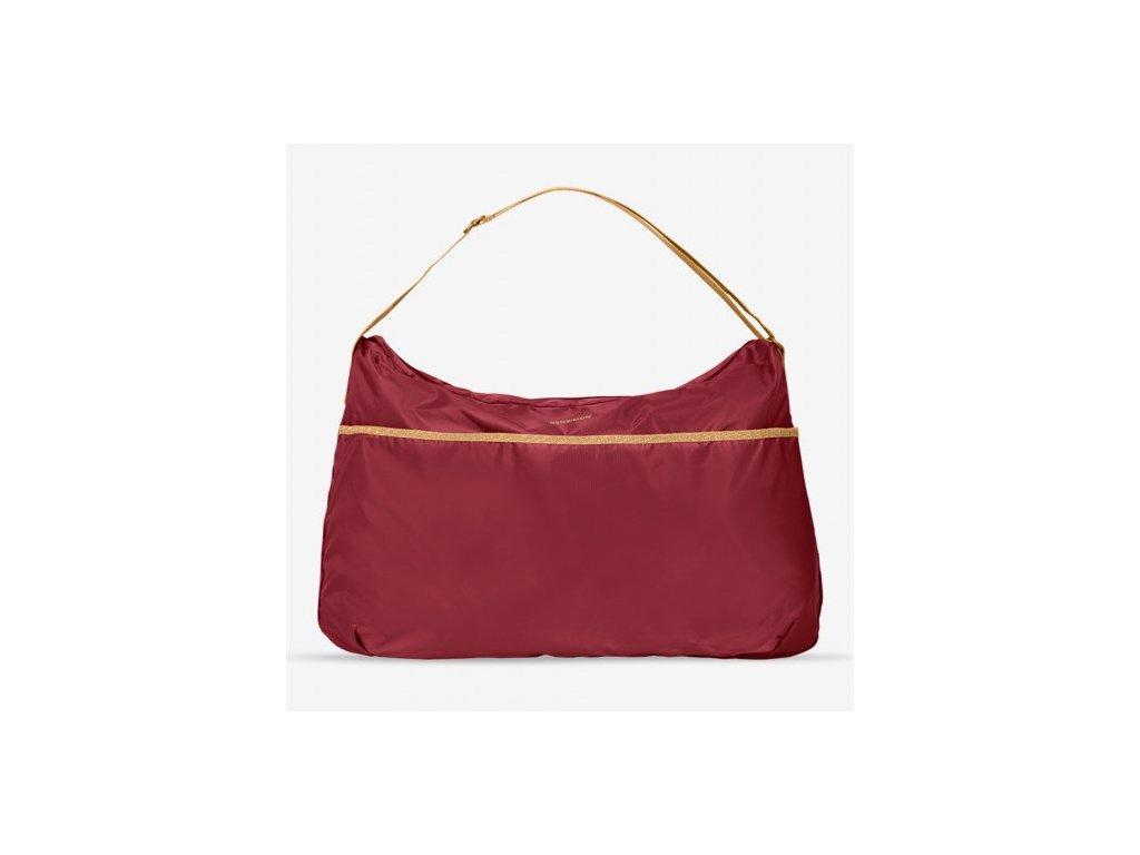 Taška přes rameno Shoulder Bag BENSIMON / okrová, starorůžová, vínová, modrá, námořnická modrá, zelená lie de vin