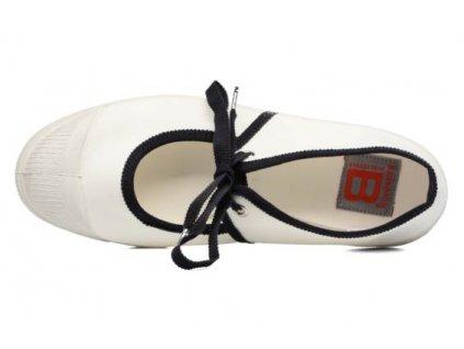 Boty obuv BENSIMON Balerínky Tennis Babies