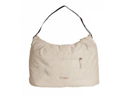 Tašky BENSIMON taška přes rameno Shoulder Bag bílá
