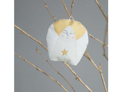 Mimapaint do kapsy Anděl zlatý
