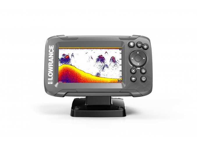 Lowrance HOOK2 4x product front facing renders 8 17 20791