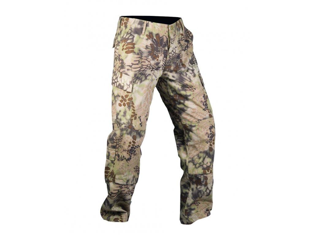 Kalhoty US typ ACU rip-stop MANDRA® TAN