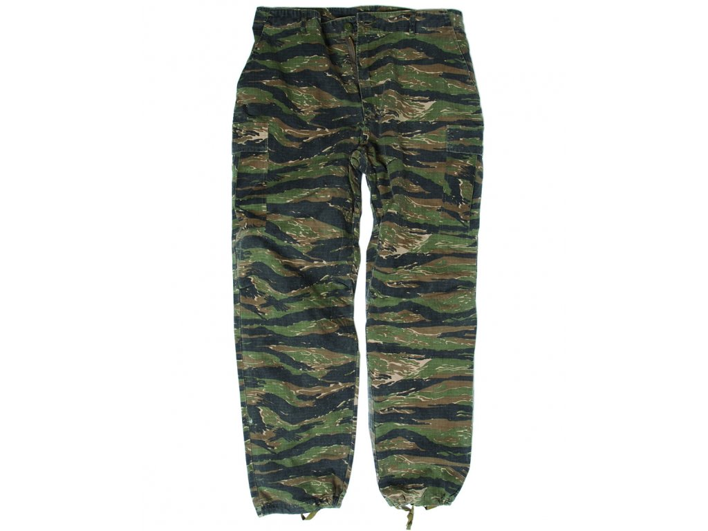Kalhoty JUNGLE VIETNAM TIGER STRIPE