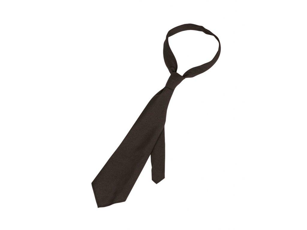 Kravata SECURITY ČERNÁ