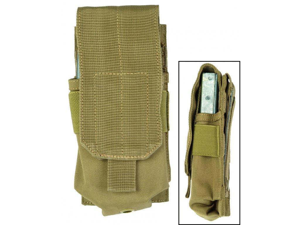 Pouzdro na zásobník M4/M16 COYOTE