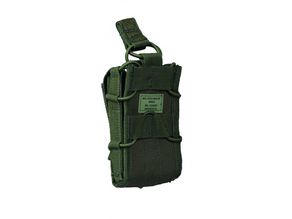 Sumka na zásobník otevřené M4/M16 ZELENÁ