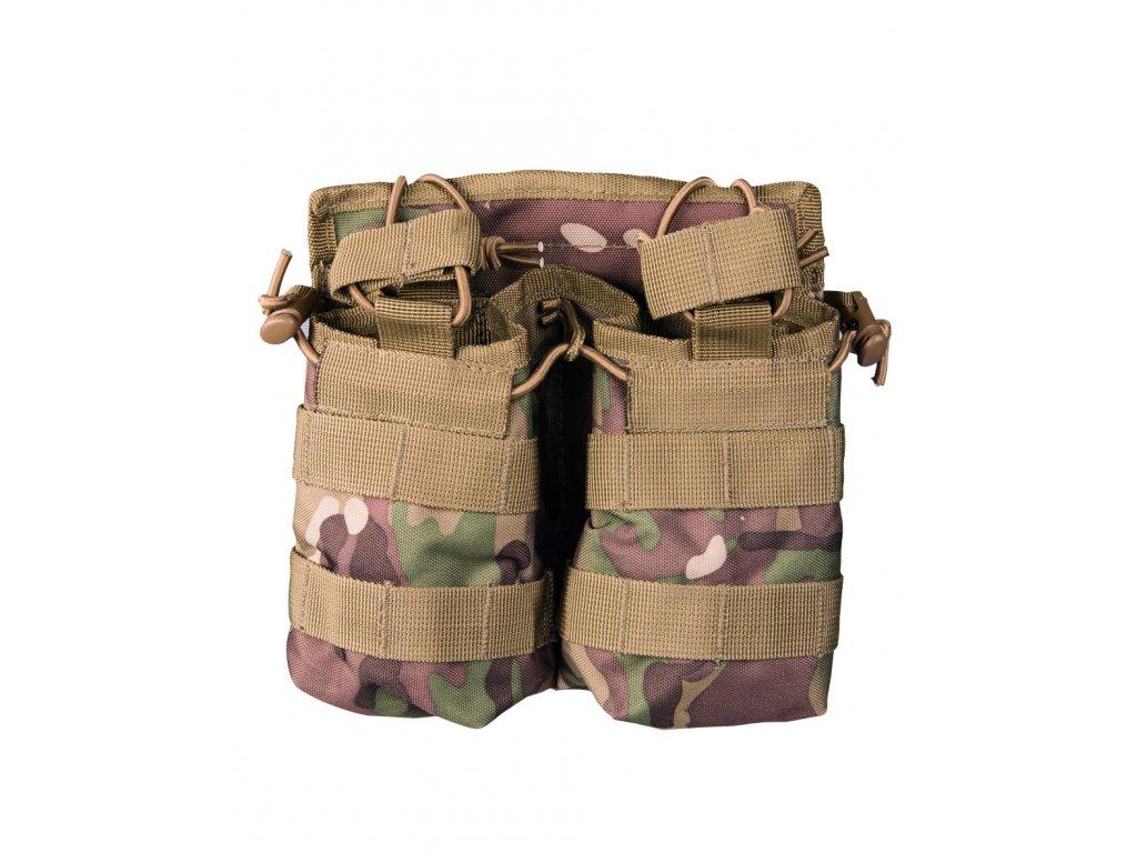 Sumka na zásobník otevřená dvojitá M4/M16 MULTITARN®