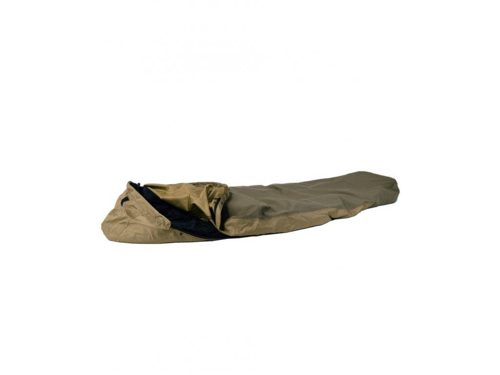 Převlek na spacák MODULAR z vrstveného laminátu COYOTE
