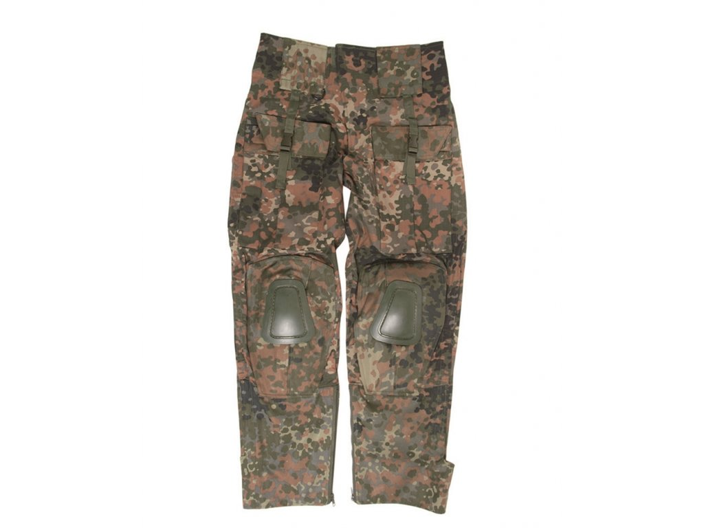 Kalhoty taktické WARRIOR FLECKTARN