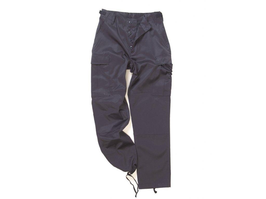 Kalhoty US BDU POLY polní MODRÉ