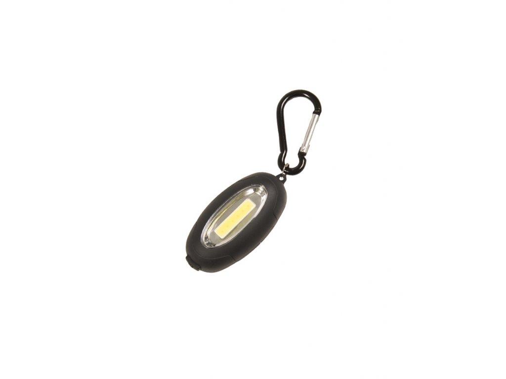 Svítilna MINI LED na karabině