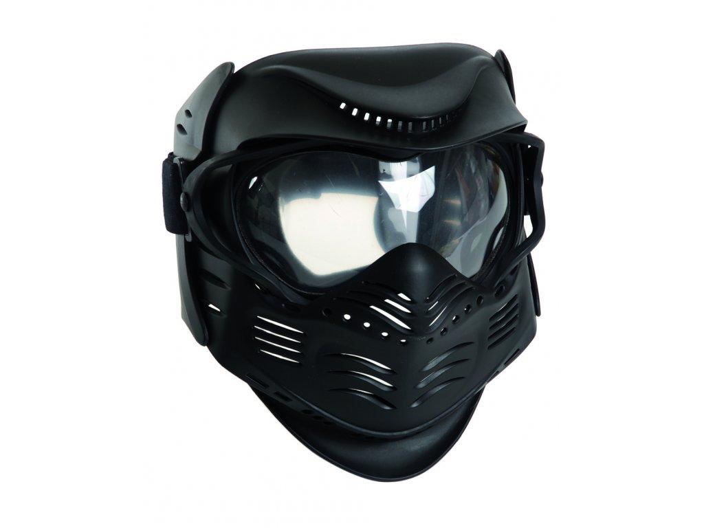 Ochranná maska paintball, airsoft
