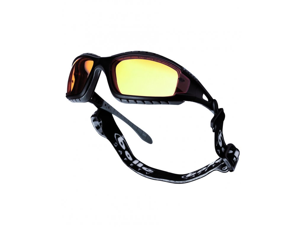 Brýle ochranné BOLLÉ® TRACKER ŽLUTÉ