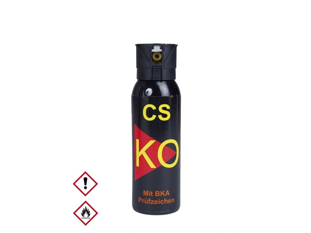 Sprej obranný slzný CS KO 100ml