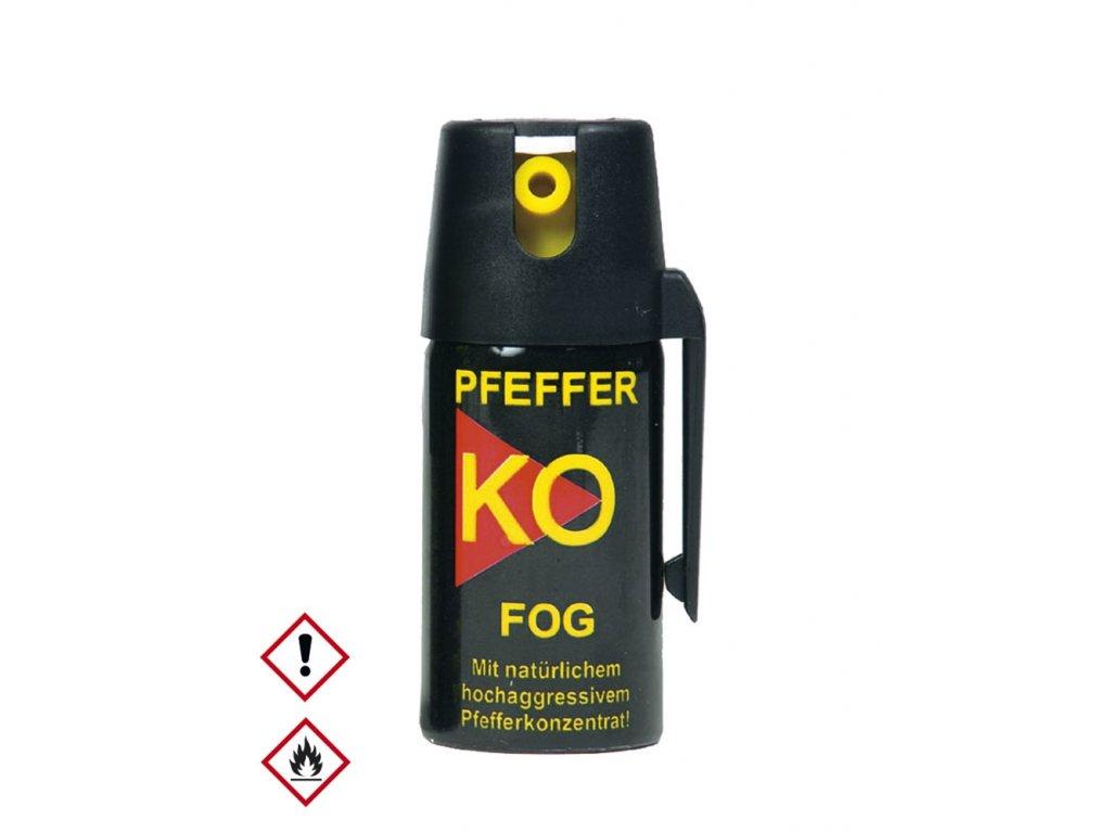 Sprej obranný pepřový KO FOG 40ml