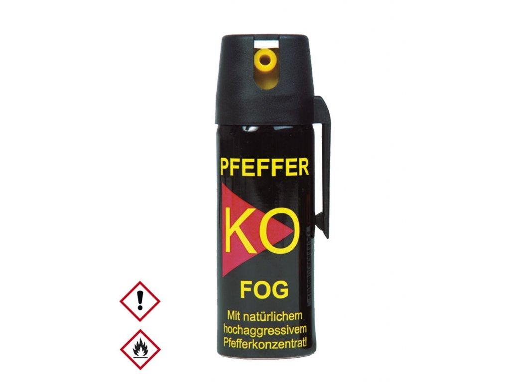 Sprej obranný pepřový KO FOG 50ml