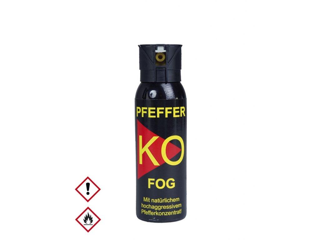 Sprej obranný pepřový KO FOG 100ml