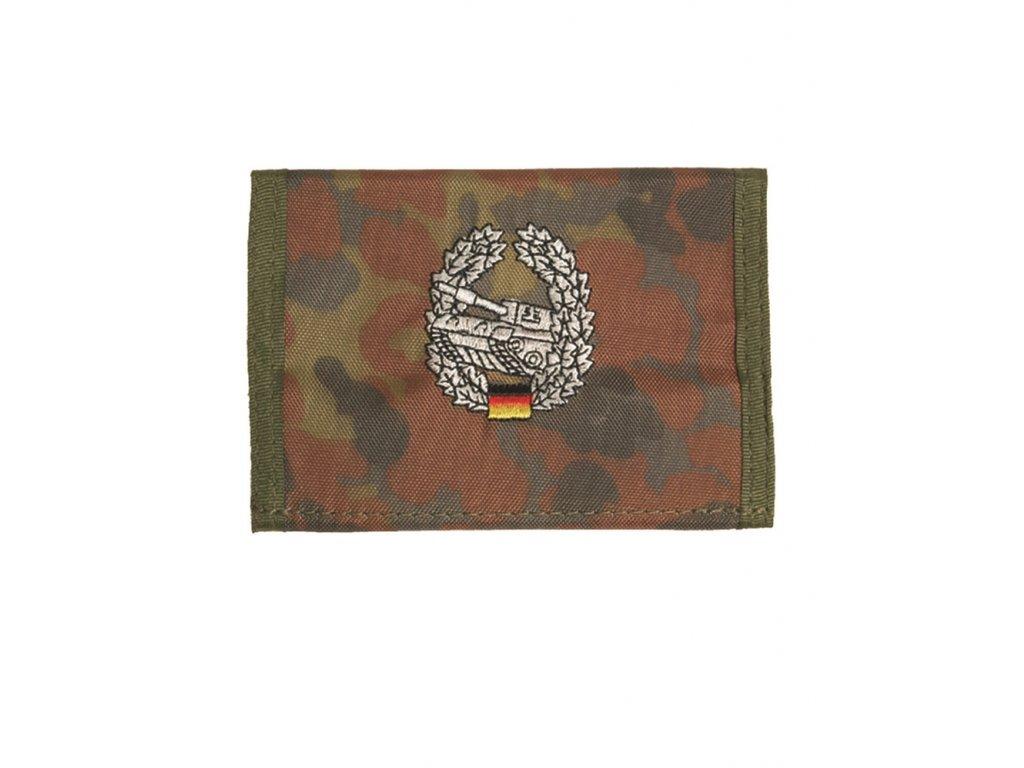 Peněženka BW tankista FLECKTARN