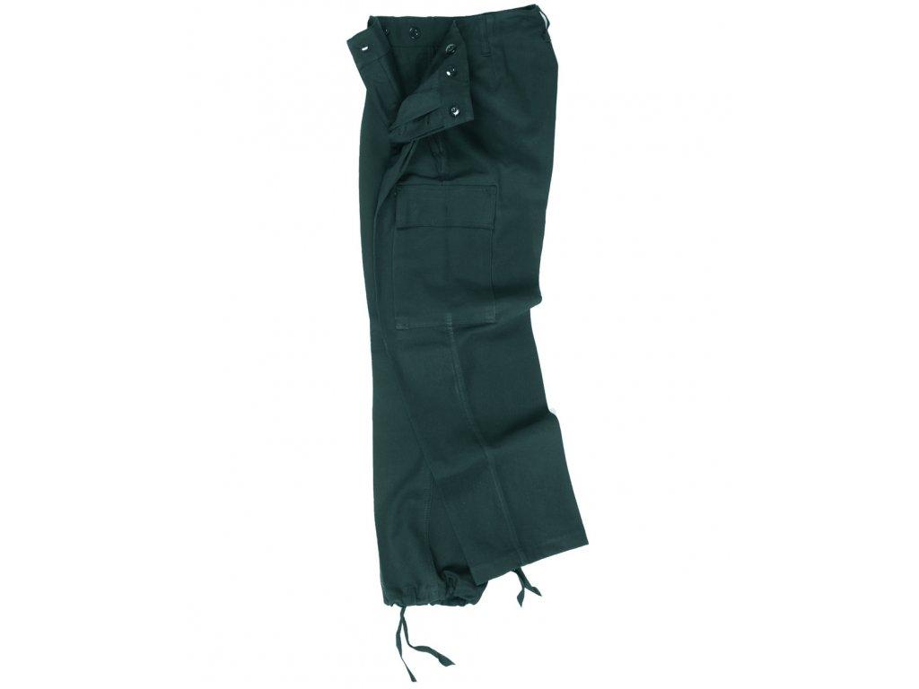 Kalhoty BW typ moleskin originál ČERNÉ